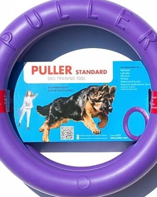 puller dog tug toy