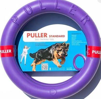 puller dog tug toy
